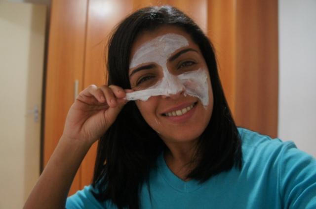 Mascara removedora de cravos - Avon clearskin
